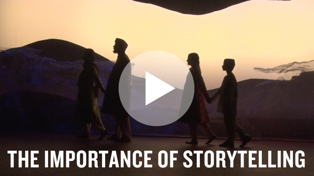 The Importance of Storytelling